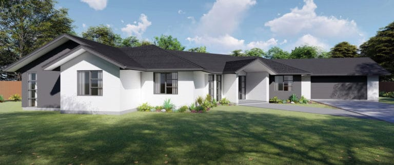 Fowler Homes Home Builder New Zealand - Favourites Plans Range - Fitzroy