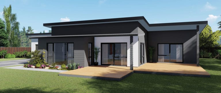 Fowler Homes Home Builder New Zealand - Favourites Plans Range - Glenorchy