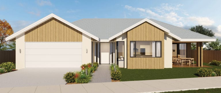 Fowler Homes Home Builder New Zealand - Favourites Plans Range - Katikati