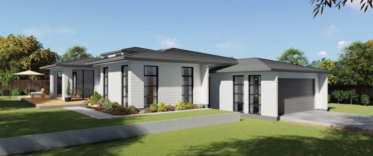 Fowler Homes Home Builder New Zealand - Favourites Plans Range - Bellevue
