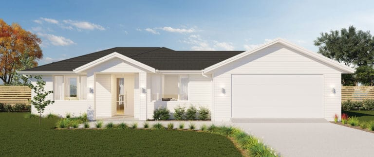 Fowler Homes Home Builder New Zealand - Favourites Plans Range - Matamata