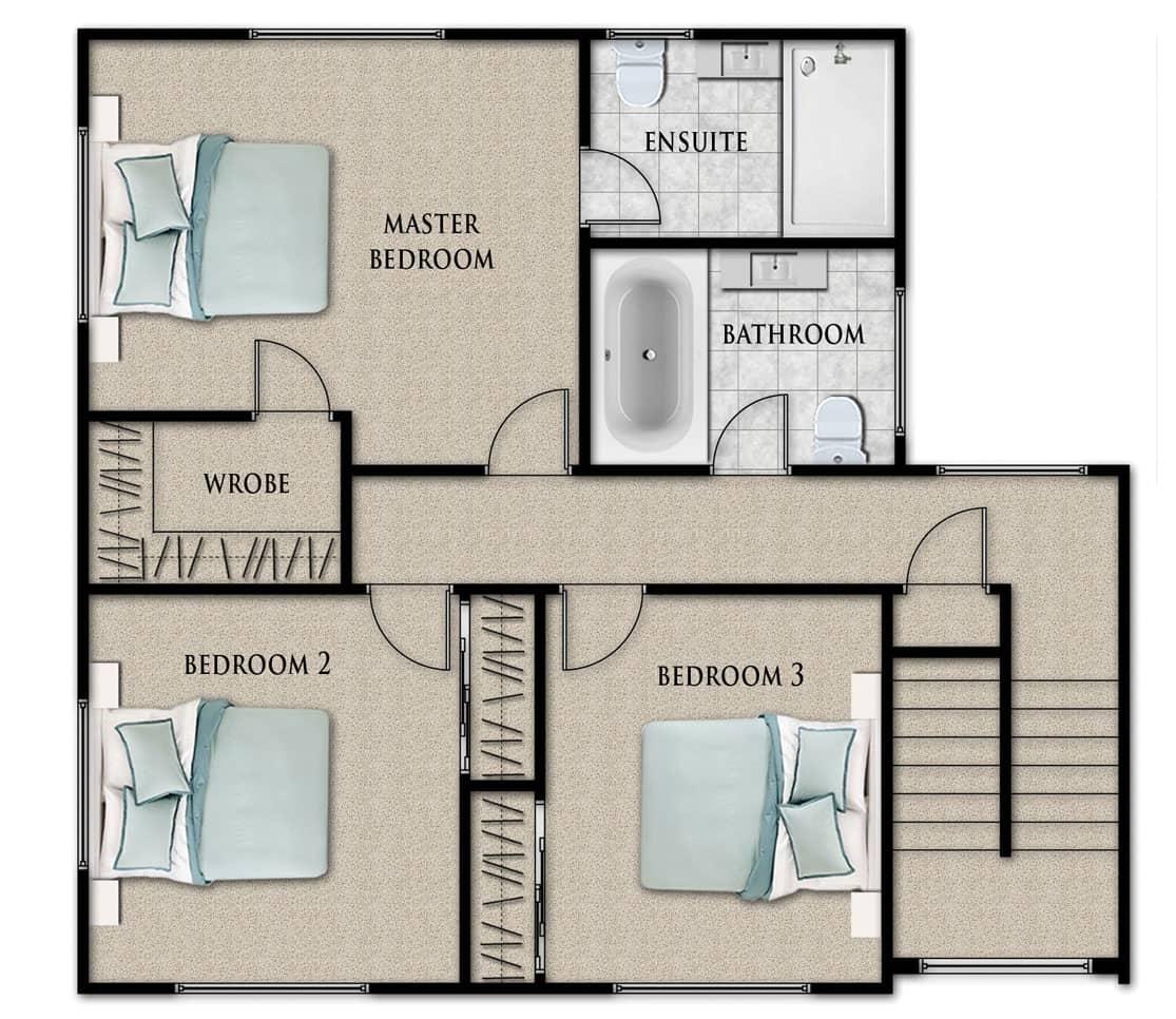 Fowler Homes Home Builder New Zealand - Favourites Plans Range - Okoromai