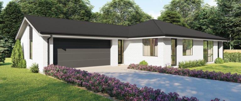 Fowler Homes Home Builder New Zealand - Favourites Plans Range - Opahi