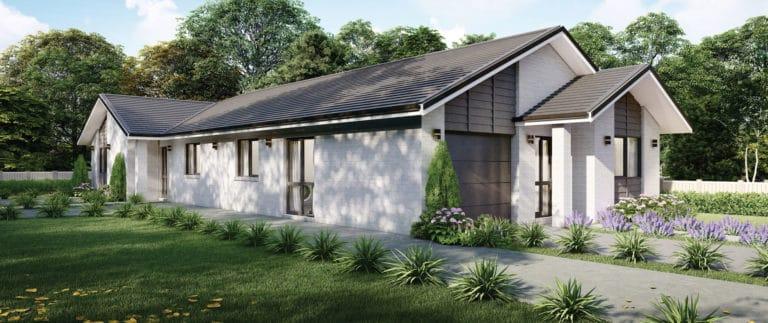 Fowler Homes Home Builder New Zealand - Favourites Plans Range - Okura