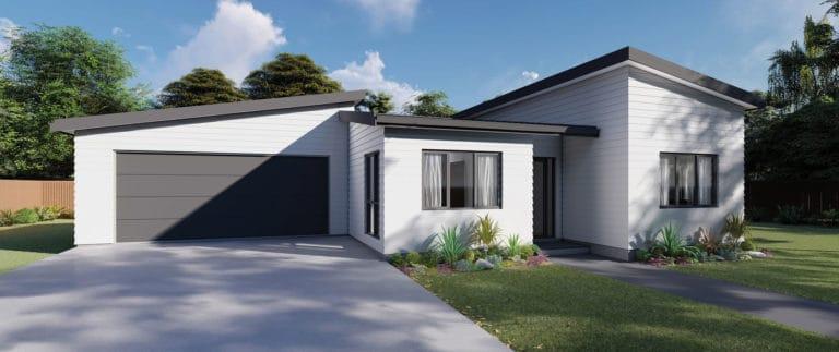 Fowler Homes Home Builder New Zealand - Favourites Plans Range - Roslyn