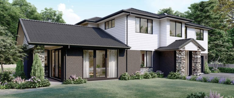 Fowler Homes Home Builder New Zealand - Favourites Plans Range - Pakiri