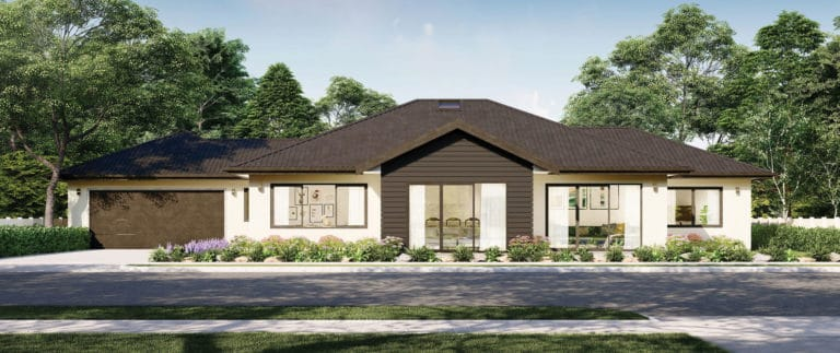 Fowler Homes Home Builder New Zealand - Favourites Plans Range - St Clair