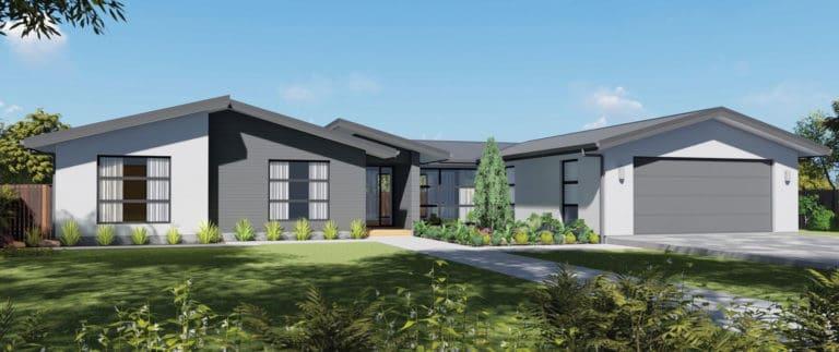 Fowler Homes Home Builder New Zealand - Favourites Plans Range - Strandon