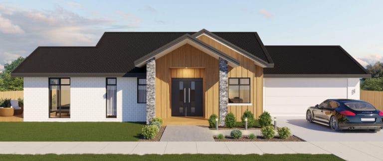 Fowler Homes Home Builder New Zealand - Favourites Plans Range - Te Puke