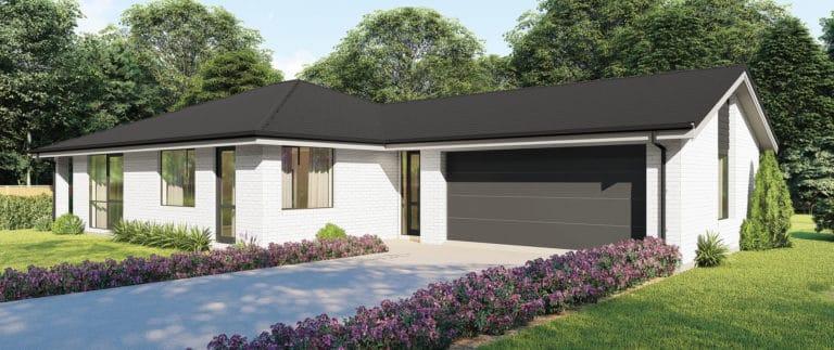 Fowler Homes Home Builder New Zealand - Favourites Plans Range - Huawai