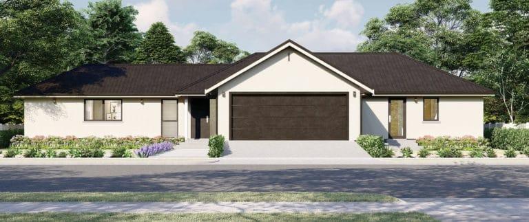 Fowler Homes Home Builder New Zealand - Favourites Plans Range - Caversham