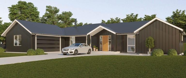Fowler Homes Home Builder New Zealand - Favourites Plans Range - Matakana