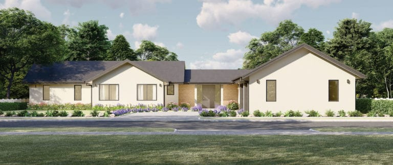 Fowler Homes Home Builder New Zealand - Favourites Plans Range - Coldstream