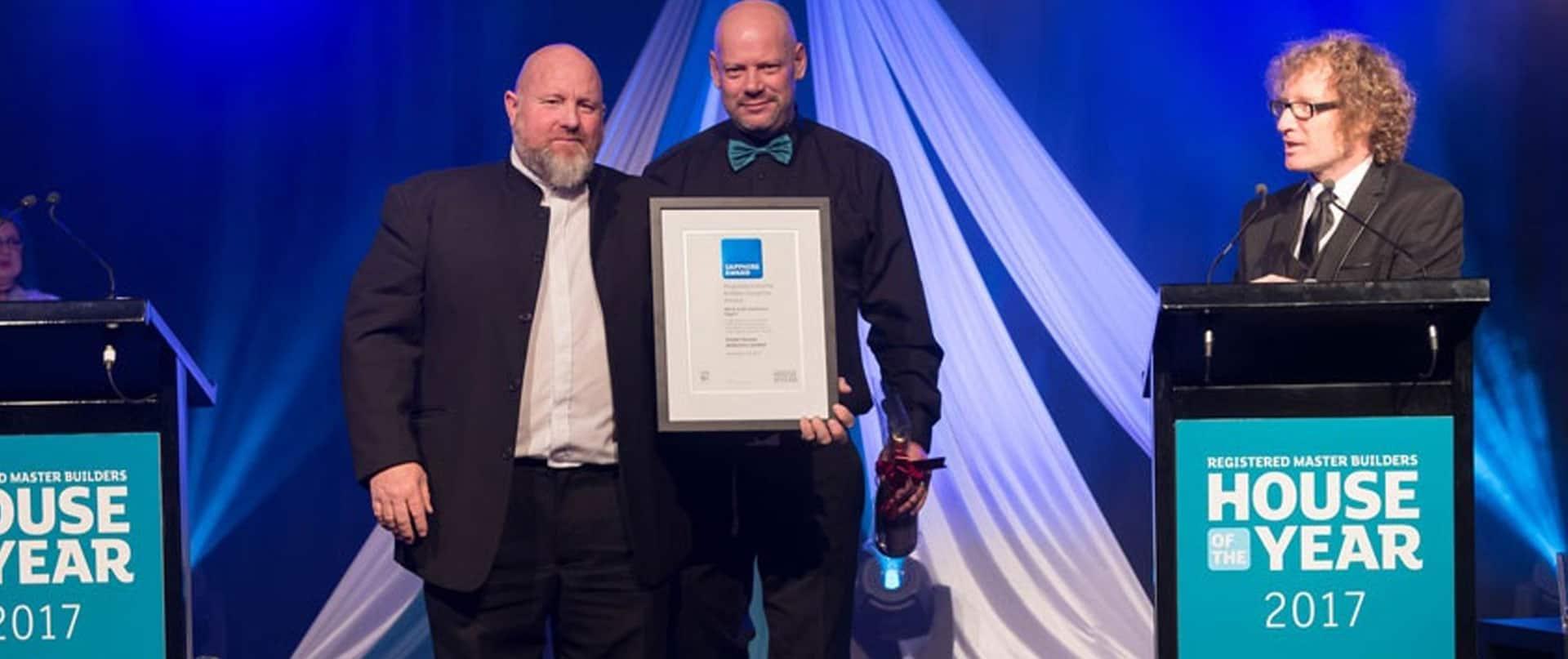 Sapphire Award- Ashburton