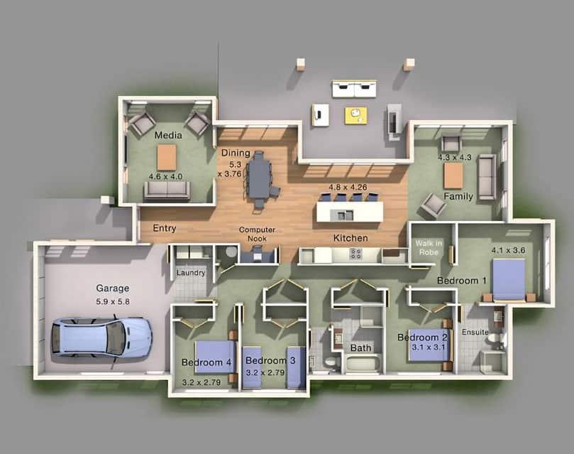 Fawler-homes-awae-serie-plans-Aniston-Family-2